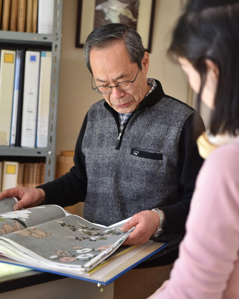佐藤型紙店